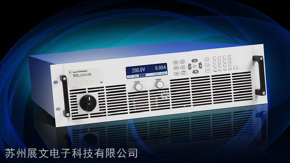 安捷伦N8934A自动量程调节直流电源