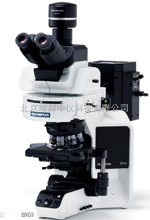 奥林巴斯生物显微镜bx53