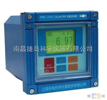 PHG-217D型工業pH/ORP測量控制器,上海雷磁PHG-217D型工業pH/ORP測量控制器