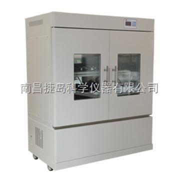 BSD-YF1400恒温恒湿摇床,上海博迅BSD-YF1400立式摇床(恒温恒湿带制冷)