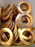 黄铜垫片。各种退火铜垫片厂家直销