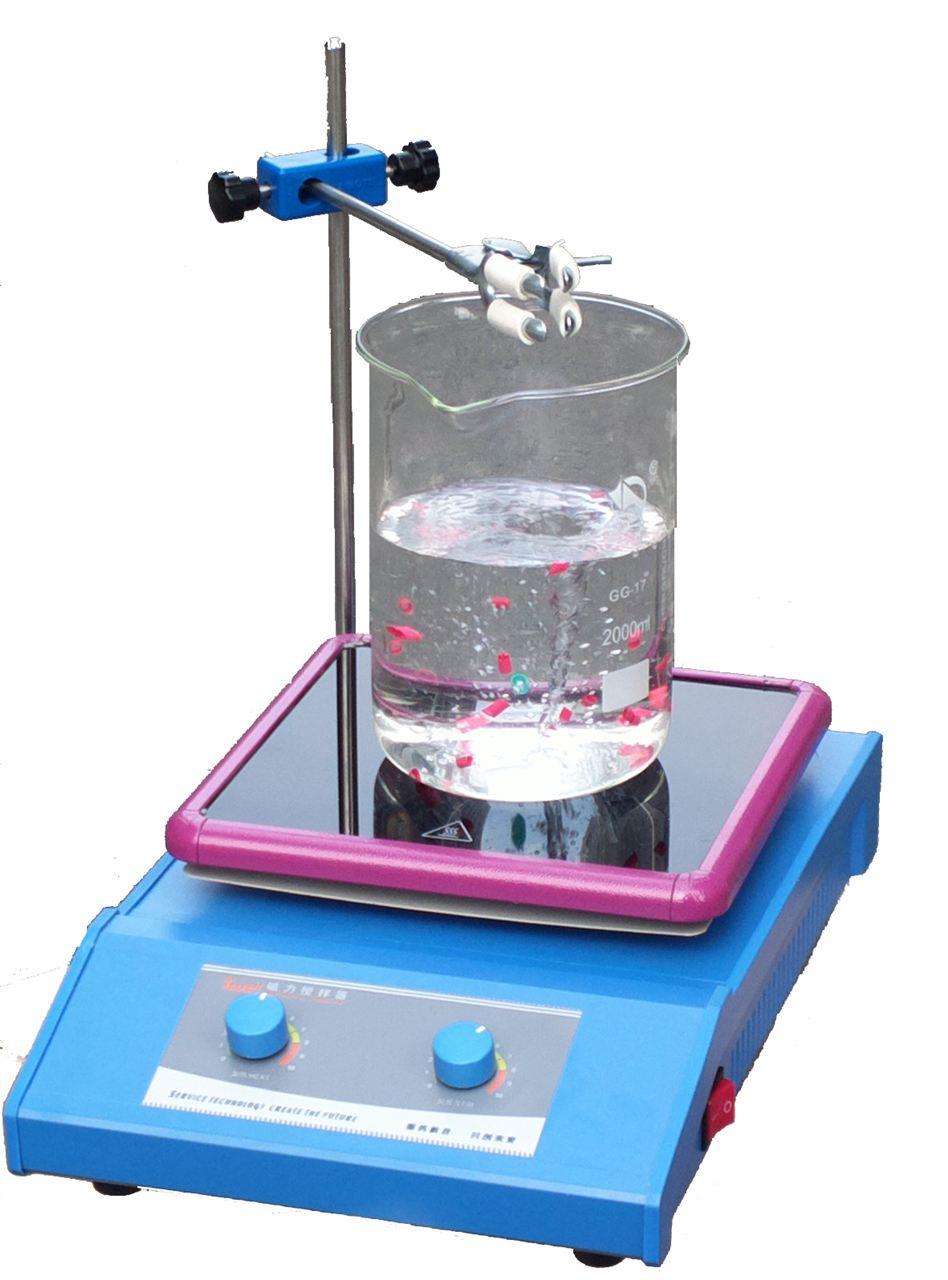 磁力搅拌器,调温磁力搅拌加热板