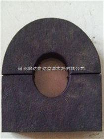 橡塑木托厂家,防腐保温管托