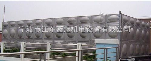 订制不锈钢大型水箱,厂家促销不锈钢水箱