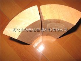 防腐保冷管托,防腐保冷木块