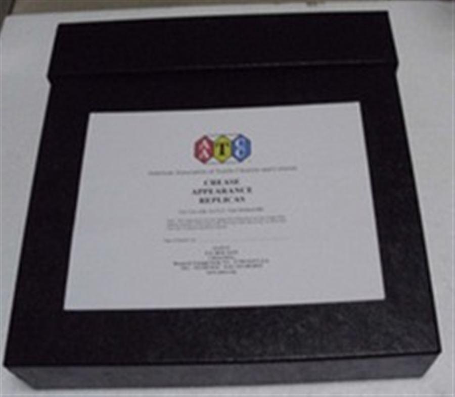 AATCC 88C褶皱外观评审图片
