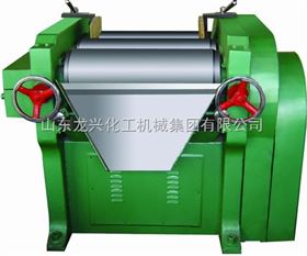 电加热三辊机原理,电加热三辊研磨机操作