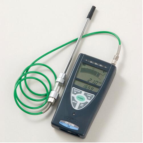 AS ONE数字式氧气浓度显示仪