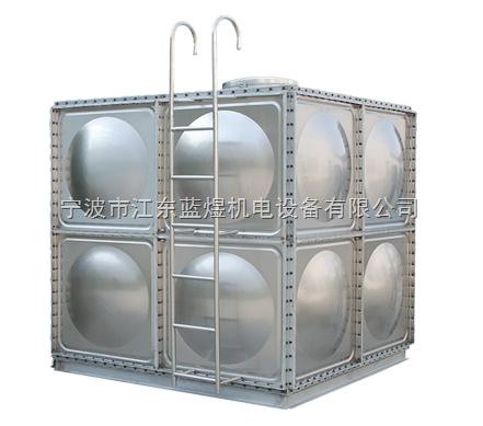 组合式不锈钢保温水箱,30吨组合式保温水箱
