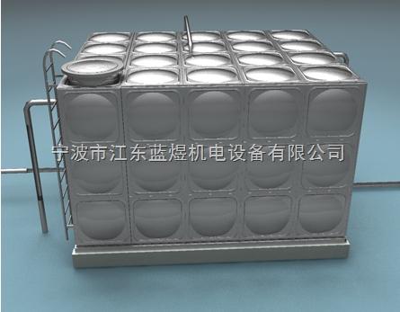 不锈钢组合式水箱,组合式保温水箱