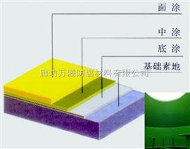 天津耐酸耐碱吸收塔玻璃鳞片胶泥防腐工程