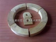 红松木管道垫块作用