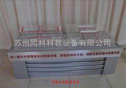 TKMAC-15走向长壁采煤法采区巷道布置模型(A型)