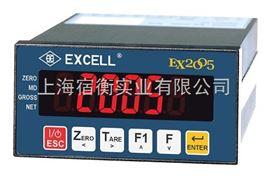 英展EX2005控制表头,EX2005信号输出显示器,