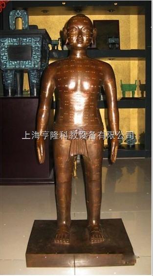 现代十四经络针灸铜人