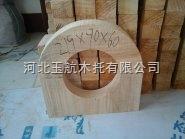焦作空调管道木托码