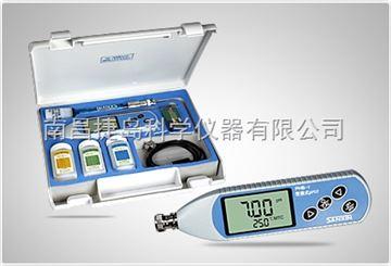上海三信PHB-1便攜式pH計