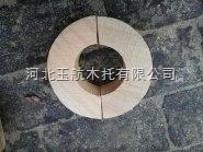 七台河水管扇形木块