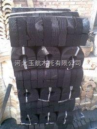 武汉冷冻水管管道木垫块