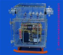 TKMAT-24矿用隔爆型智能化低压真空馈电开关演示装置400A
