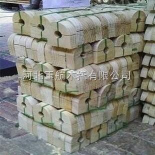 合肥水管木托码 保温木托码直销 型号