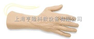 标准静脉注射手部