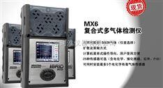 美国ISC英思科MX6复合式多气体检测仪