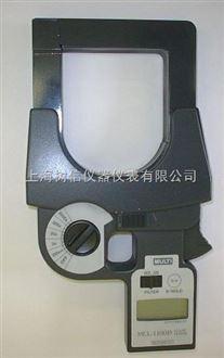 日本万用MCL-1100D超大口径漏电流钳形表