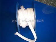 膨胀四氟弹性带 聚四氟乙烯密封带 不干胶弹性带