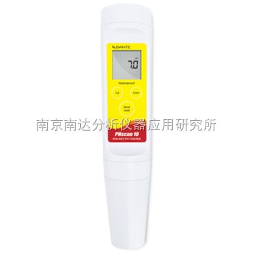 PHscan10L笔型pH计,pH酸度计现货低价促销