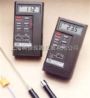 TES-1310台湾泰仕TES-1310接触式测温仪