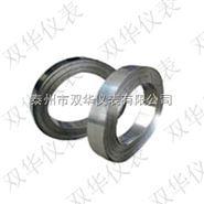 供应1200度Cr20Ni80镍铬合金电热扁带