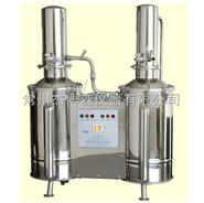 不锈钢双重水蒸馏器