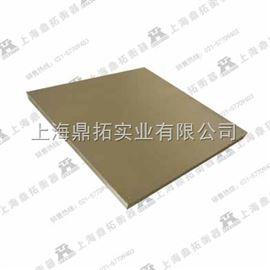 SCS德阳电子磅秤,10吨不锈钢电子地磅秤