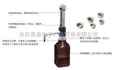 大龙瓶口分液器、0.5-50ml、大耐压500mbar,大耐粘性500mm2/s