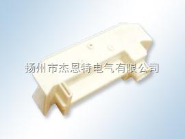 扬州厂家直供滑触线端帽接头护套桥型罩吊架固定夹小车
