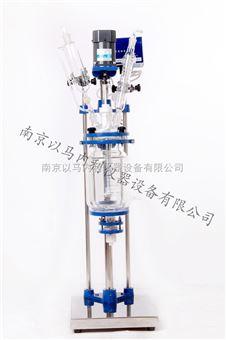 5L雙層玻璃反應釜