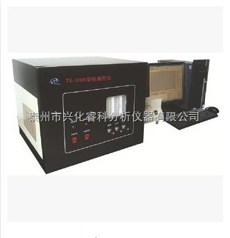 TSN-3000型硫氮综合测定仪、硫氮测定仪、硫氮一体测定仪、总硫氮