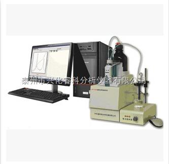 MIA-4型微机硫醇硫测定仪\硫醇硫滴定仪