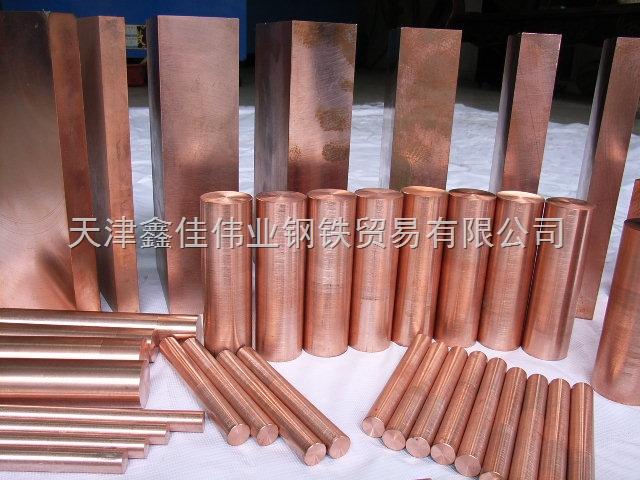 紫铜棒和黄铜棒,T2紫铜棒厂家,紫铜棒报价