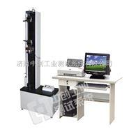 PVC黑帶拉斷力實驗儀(電纜材料全套檢測設備)、5000牛PVC黑帶抗拉強度試驗機
