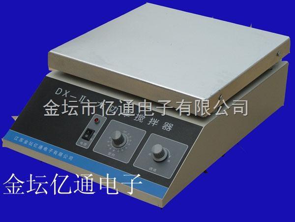 DJ-1型大功率磁力搅拌器