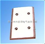 钢体滑触线集电器碳刷 铜碳合金 刷片 滑块 碳刷150*100*15