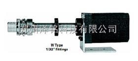 """1/32""""内置定量管进样阀/0.25mm口径(.010)""""W型定量管进样阀"""