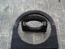 上海中央空调管道木托价格