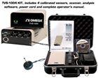 TVS-1000 Series便携式风速度和温度测量系统