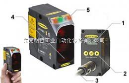 美国BANNER激光测距传感器LT3系列