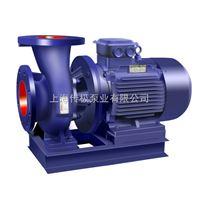 ISW单级卧式离心泵WPB屏蔽卧式离心泵