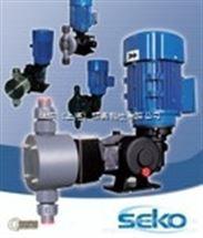 现货供应进口品牌高端加药计量泵,意大利SEKO带液晶显示电磁隔膜计量泵