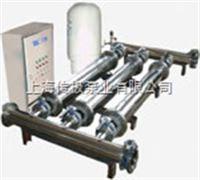 变频恒压静音管中泵机组 管中泵